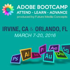 Adobe Bootcamp