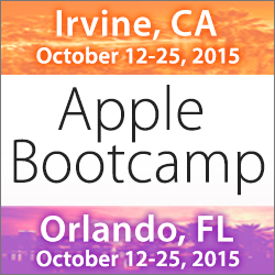 Apple Bootcamp