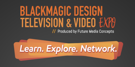 Blackmagic Design Conference (Recording)