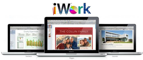 Certified Apple iWork Authorized Training at FMC