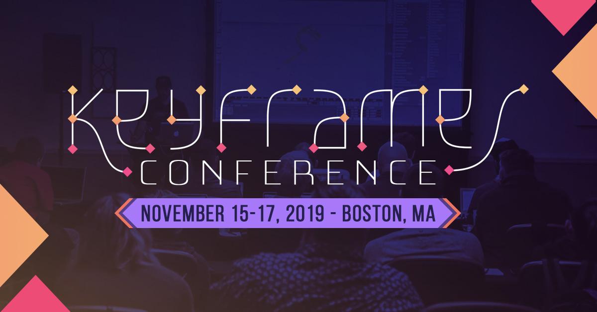 Keyframes Boston (Recording)