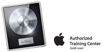 Certified Apple Logic Pro Authorized Training at FMC