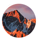 Mac OS X Sierra icon